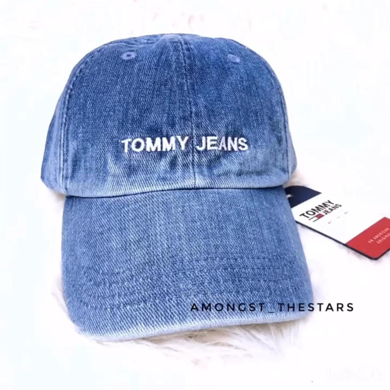 9fe60e98 Brand new with tags, Adult, Unisex, One Size. This Tommy Hat - Depop