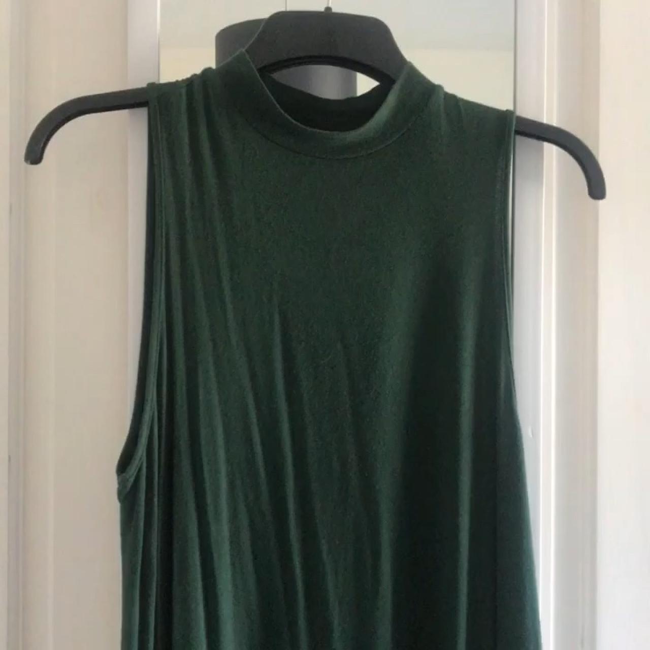 c61b7b4baf Topshop green dress size 12