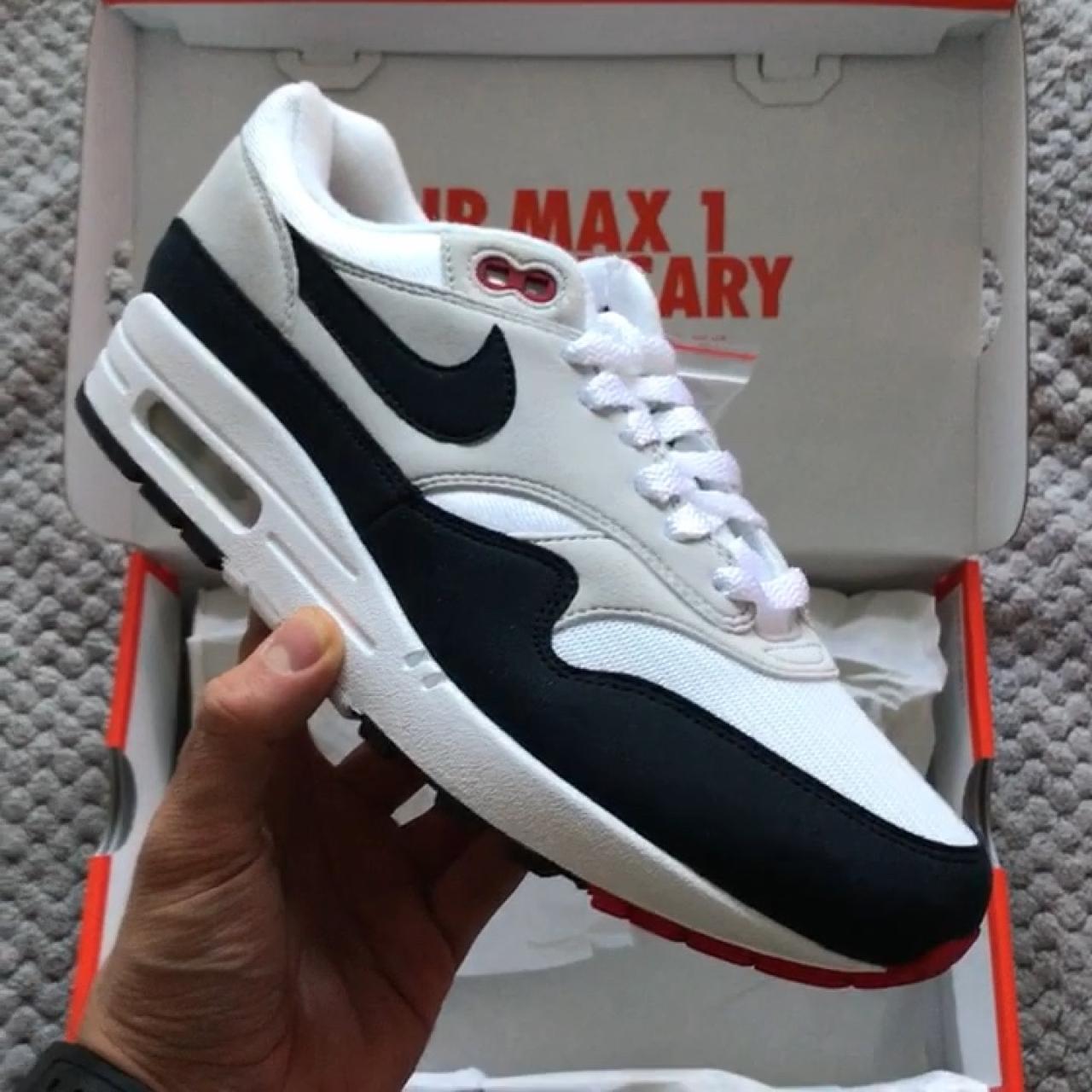 "best website 603e9 1497c Nike Air Max Anniversary OG ""Obsidian""  250 AUD US 8 UK 7 EU - Depop"