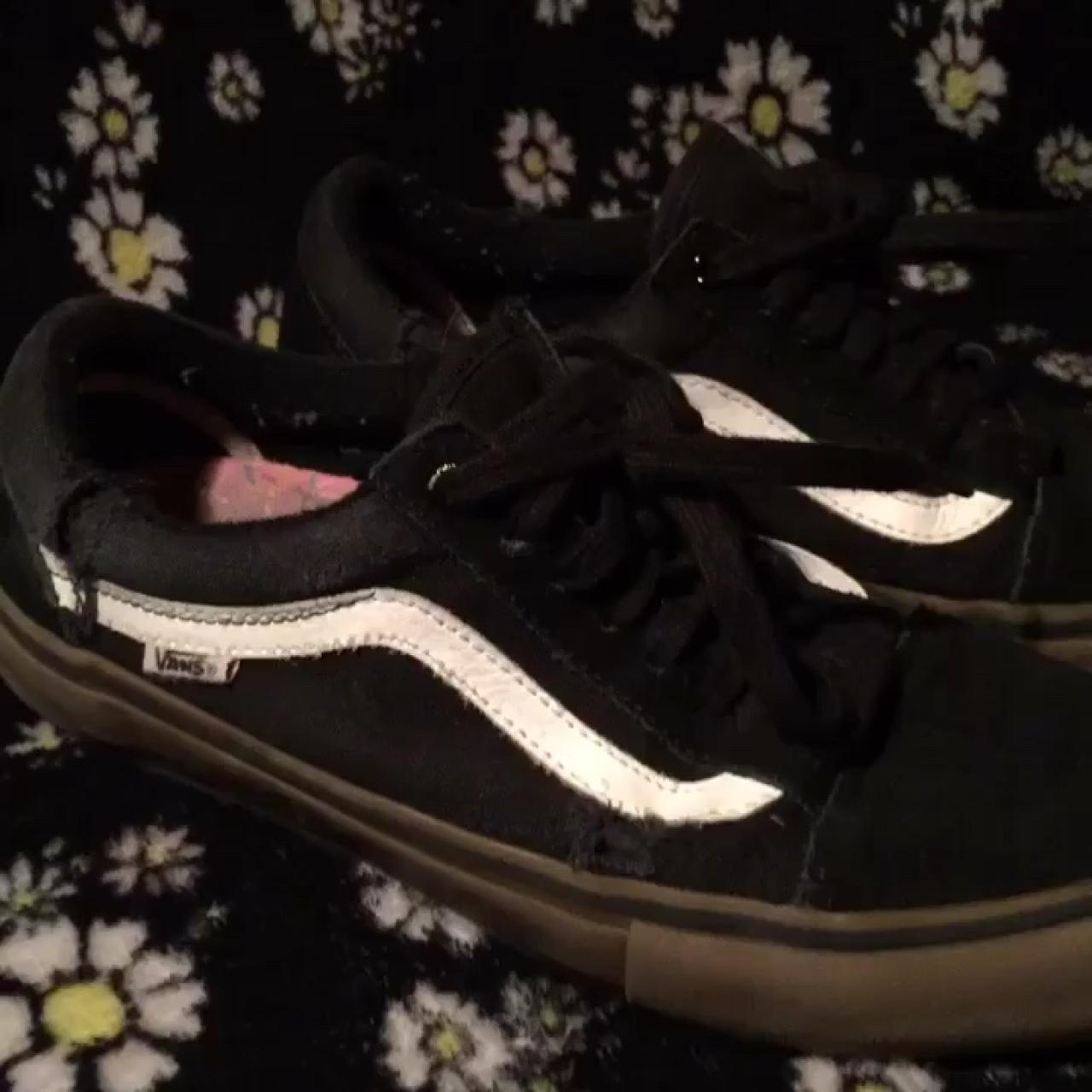 ea04d4a84c VANS OLD SKOOL PRO I ve had these sitting in my closet for - Depop