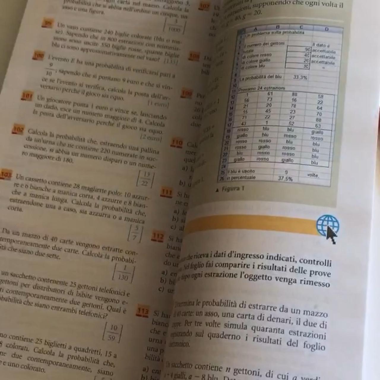 Vendo Matematica Zanichelli Libro azzurro 2 0m8nNwvO