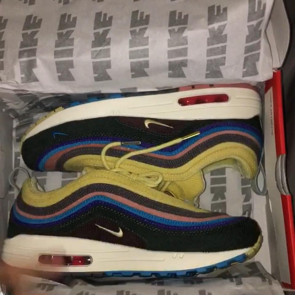 Nike air max Sean weatherspoon 97s