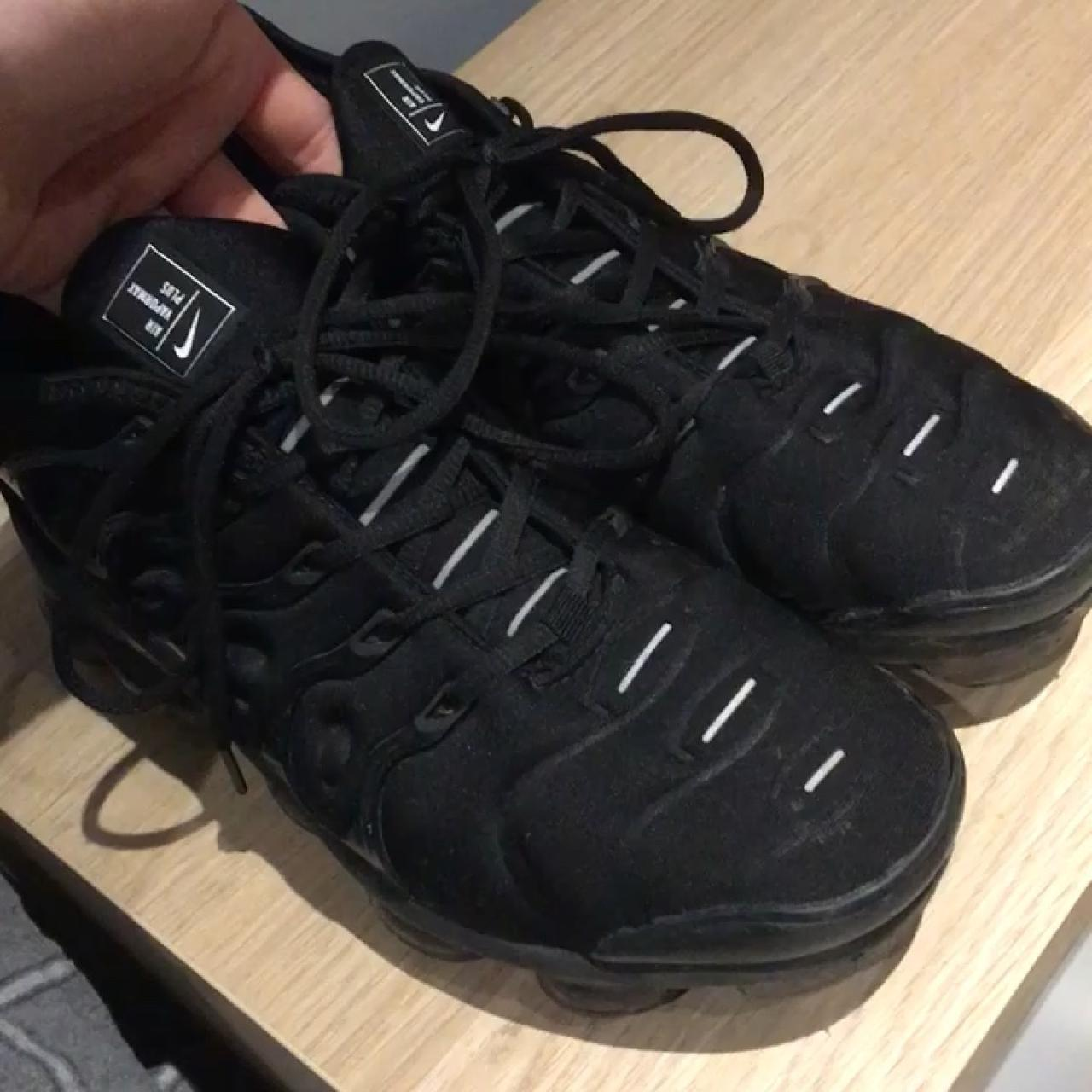 446fe30c444 Nike VM vapourmax tn shoes. uk11 and I will clean these up a - Depop