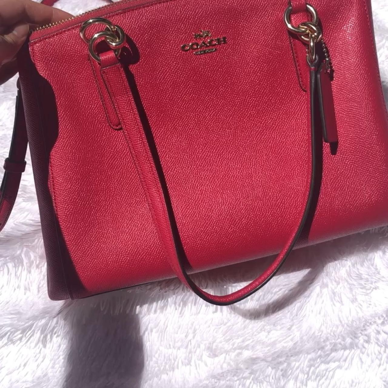 4fb825f23cf @yaelmariee. 3 days ago. Stroudsburg, United States. hot pink coach purse  ...
