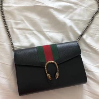 6167b8716240 GUCCI BELT BAG BOUGHT A COUPLE MONTHS AGO WORN ONCE IN LIKE - Depop