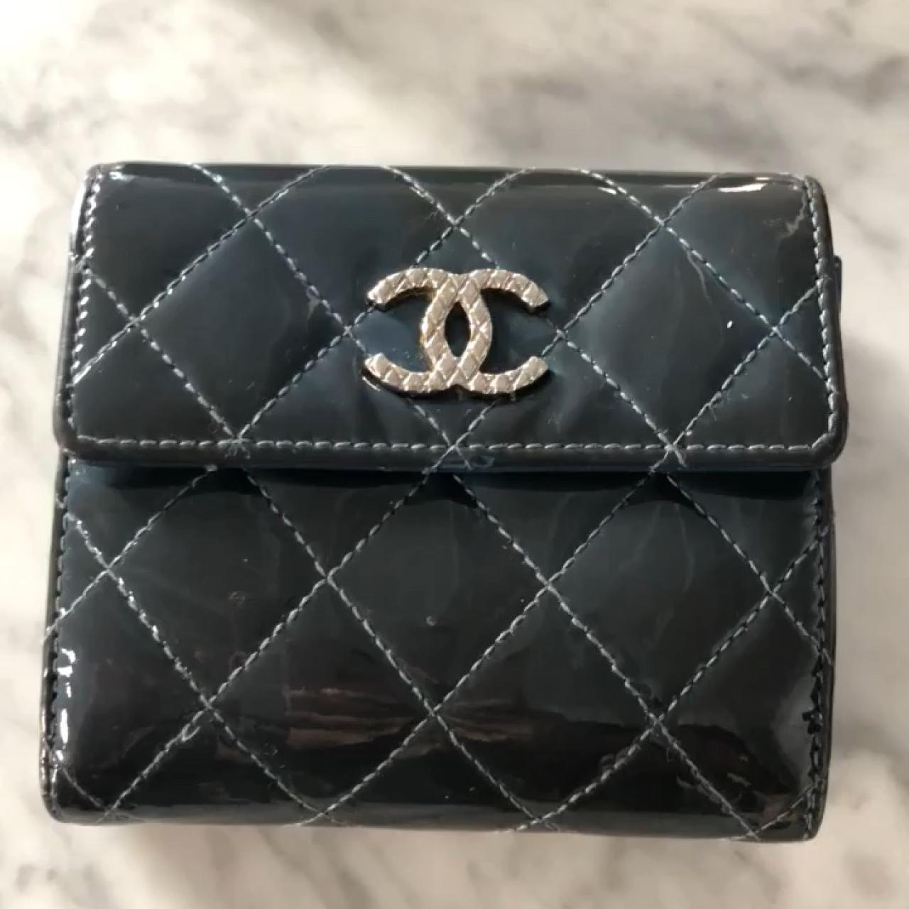 5470e272d488e2 Authentic Chanel Wallet. Comes with original box and tags. A - Depop