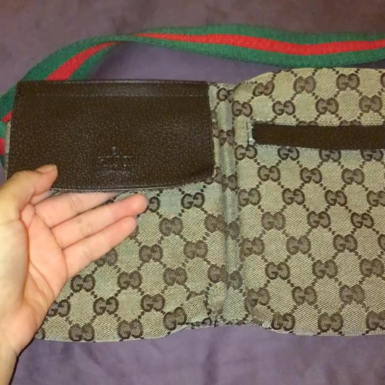 d61972bc35a5 @ap2naye. 9 months ago. Antioch, United States. Gucci fanny pack/waist bag  , slightly used in great condition