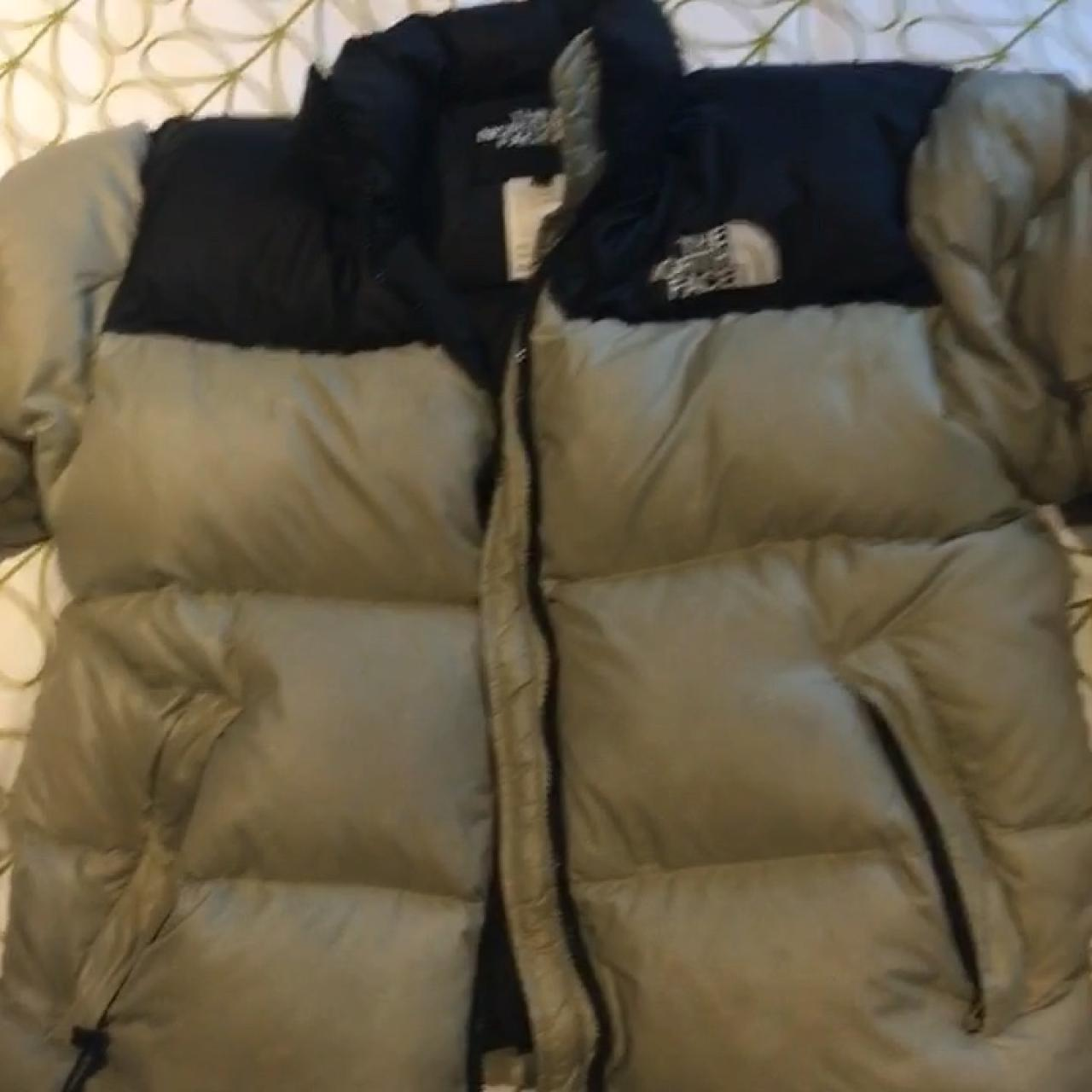 4a8b008f77 SEND OFFERS The North Face Nuptse original 1996 medium I am - Depop