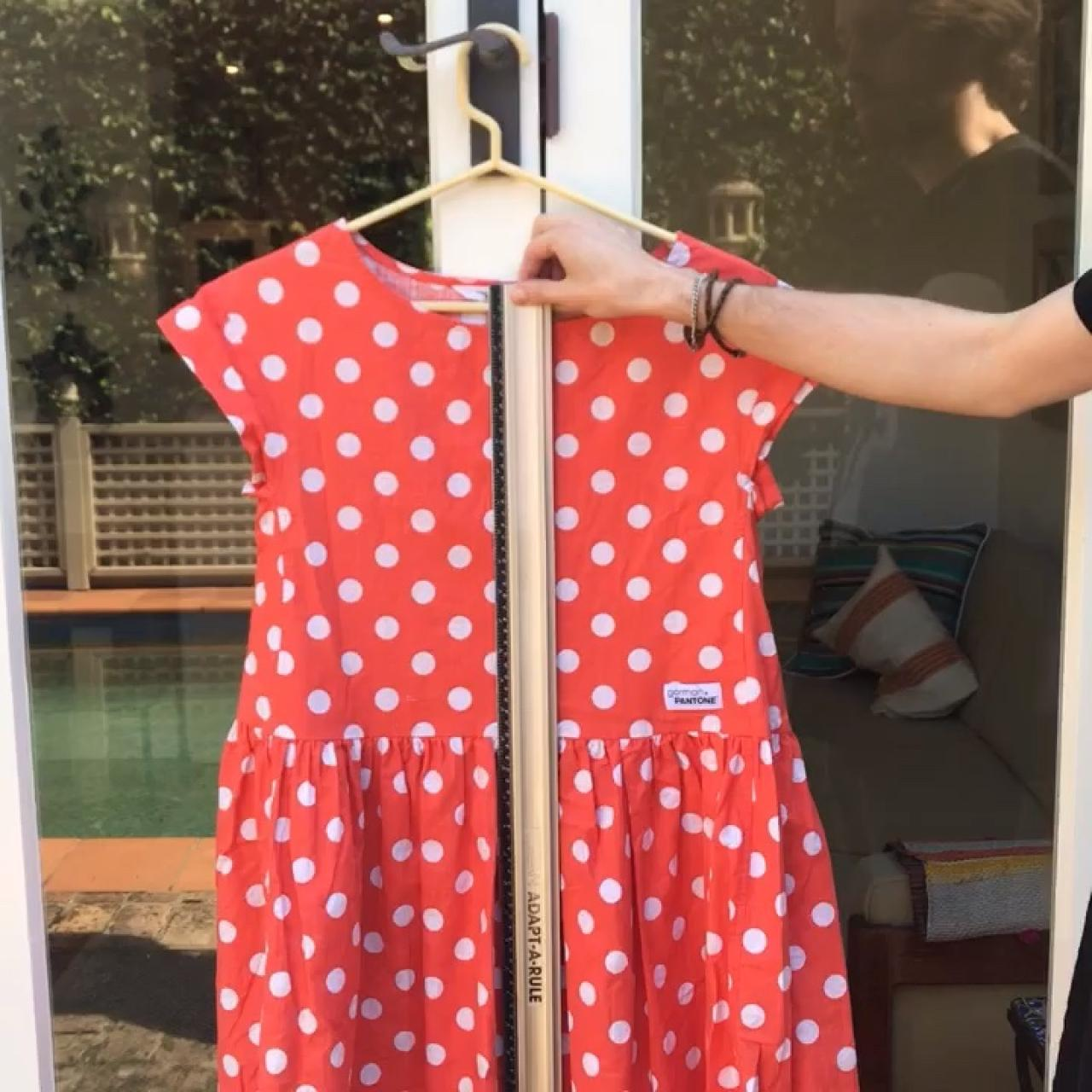 Gorman x Pantone beach dress Size 10, but a loose Depop