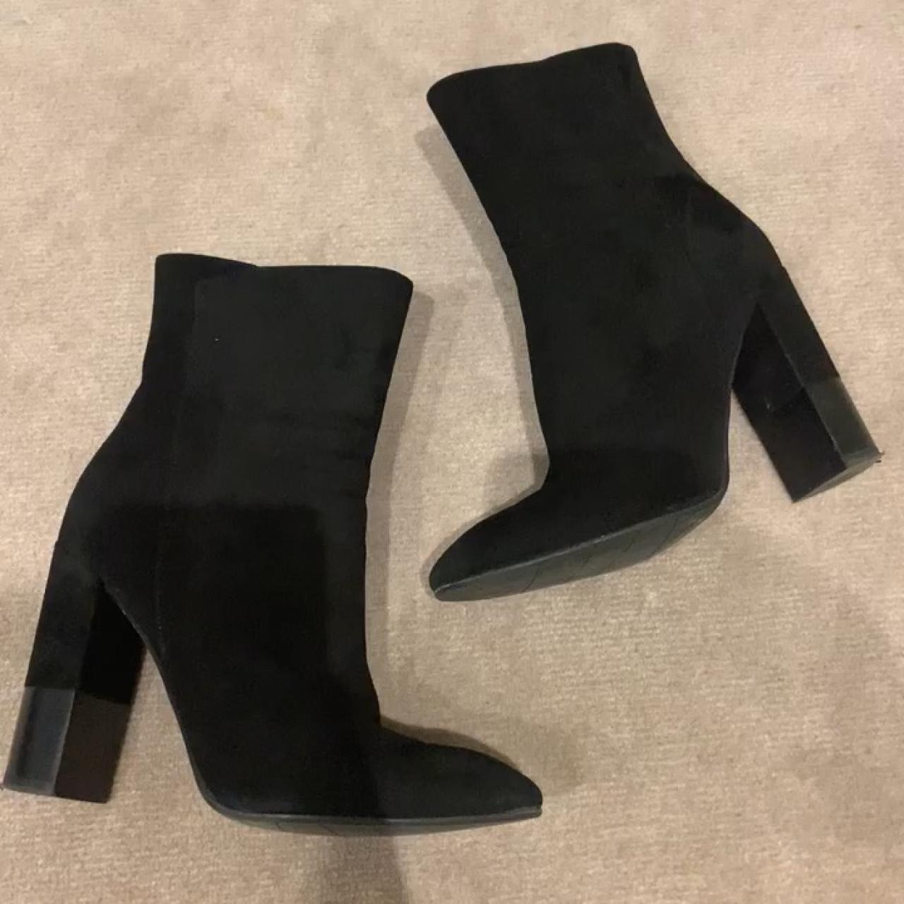 4bccd35b502 Lightly worn Aquatalia Erika boots. US size 8 which equals a - Depop