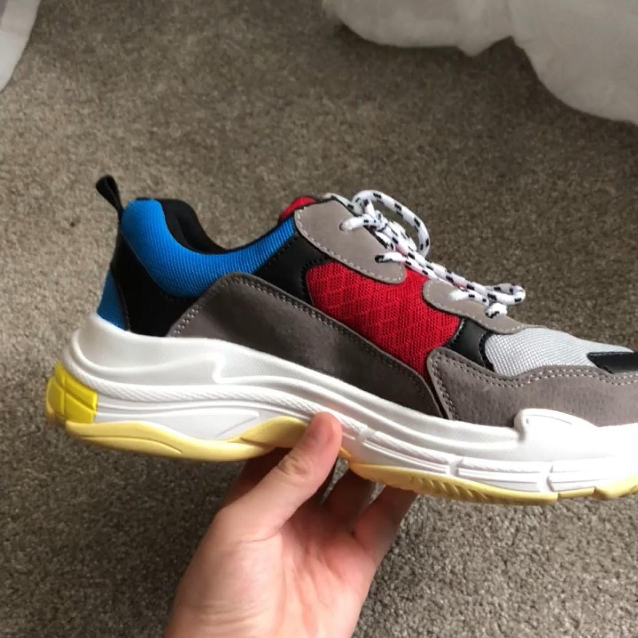 856767d14a8 ... HOLD     Ego official Edison Trainers. Brand new