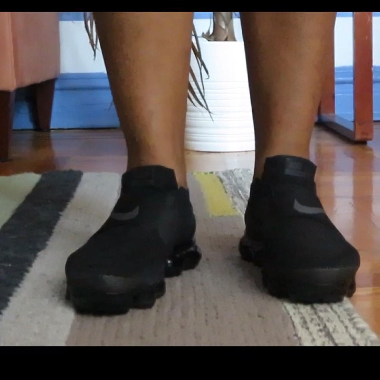 air vapormax moc triple black womens