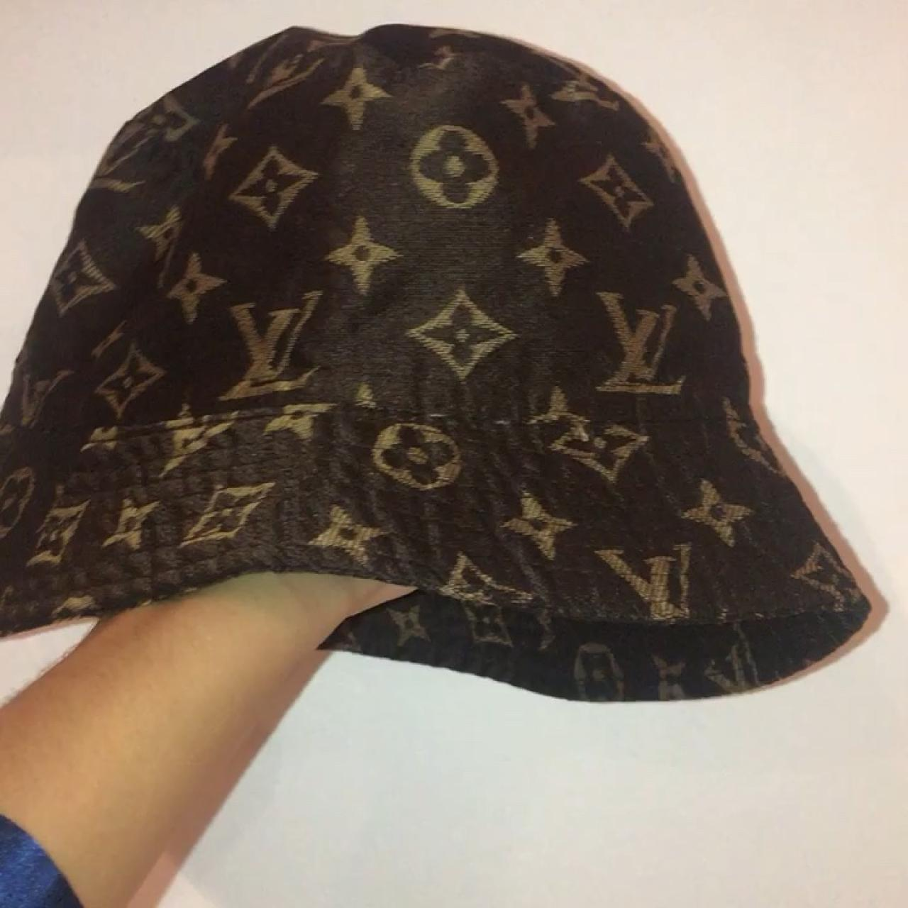 Louis Vuitton bucket hat as seen on offset from Migos! from - Depop 24f30e174ea1