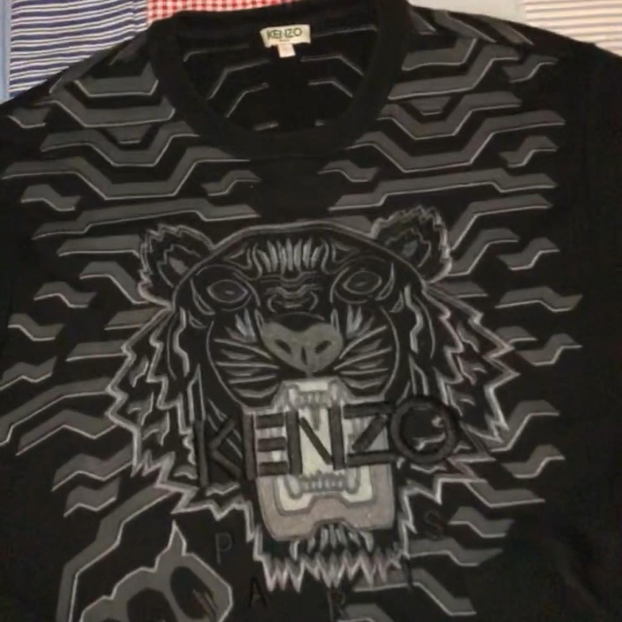 a260e84853 @ed_dawson. 8 months ago. Crewe, United Kingdom. Kenzo geo tiger sweatshirt