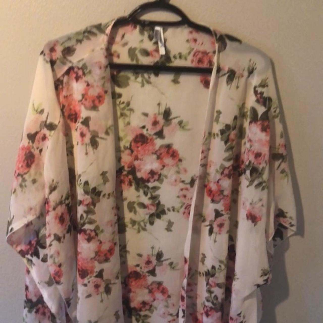 c368aa9ac Live 4 Truth Kimono / light cardigan. Size 2xl / xxl. could - Depop