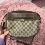 bf29a82d398 Gucci Dionysus GG Supreme Super Mini Bag 100% condition and - Depop